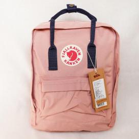Kanken Classic  (Pink/Navy)