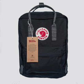 Kanken Classic (Black-Striped)