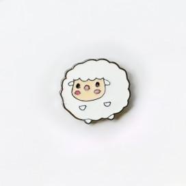 """Значок """"овечка"""""""