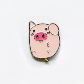 """Значок """"Свинка"""""""