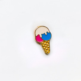 "Значок ""Мороженое"""