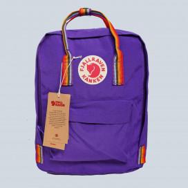 Kanken Classic (Purple Rainbow)