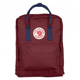 Kanken Classic (Ox Red/Royal Blue)