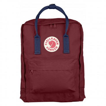 Kanken Classic (Ox Red/Royal Blue) mages.by