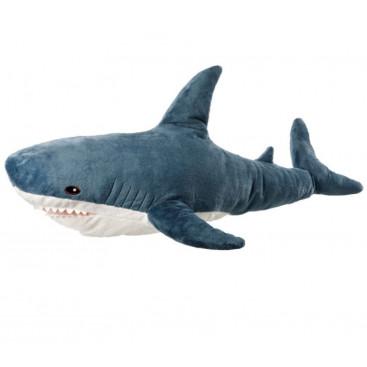 Плюшевая  игрушка акула (80см)