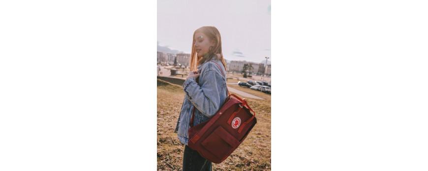 Преимущества рюкзака kanken